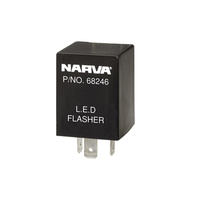 Electronic LED Flasher 12v 3 Pin