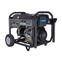GT Power 5500W Electric Start Diesel Generator