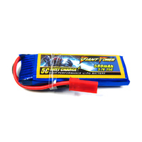 Giant Power 1s 3.7v 580mah 25c 1-24 Carisma