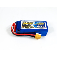 Giant Power 3s 11.1v 1800mah 65c