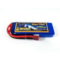 Giant Power 3s 11.1v 2200mah 35c