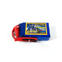 Giant Power 3s 11.1v 850mah 50c - T-REX 250