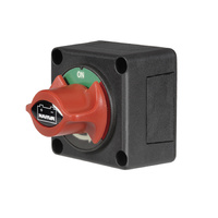 Rotary Style Marine Battery Master Switch
