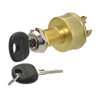 4 Position Marine Ignition Switch