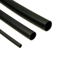 Dual Wall 9mm Heatshrink Tubing Black (1.2m)
