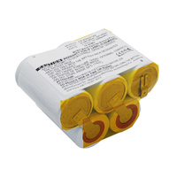 Hoover 59139247 6v 3000mah NiMH Compatible Vacuum Battery
