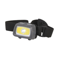 LED Head Torch White, Red and Green