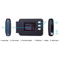 CellLog 8S - LCD Lipo Voltage Cellmeter and Data Logger | USB