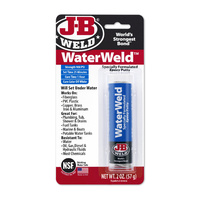 J-B Weld Waterweld Epoxy Putty For Pipes and Marine