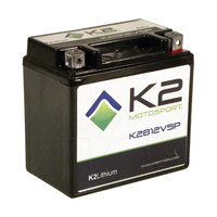 K2 Energy 12v 5.2ahr LiFePO4 Battery