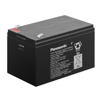 Panasonic 12v 12ahr Sealed Lead Acid Deep Cycle Battery