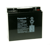 Panasonic 12v 20ahr Sealed Lead Acid Battery (V1)
