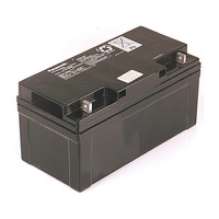 Panasonic 12v 65ahr Sealed Lead Acid Battery