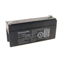 Panasonic 6v 3.4ahr Sealed Lead Acid Battery