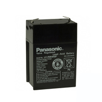 Panasonic 6v 4.5ahr Sealed Lead Acid Battery