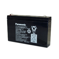 Panasonic 6v 7.2ahr Sealed Lead Acid Battery