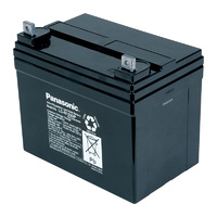 Panasonic 12v 33ahr Sealed Lead Acid Battery