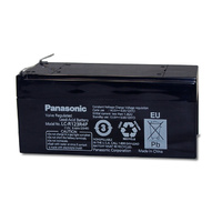 Panasonic 12v 3.4ahr Sealed Lead Acid Battery