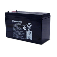 Panasonic 12v 7.2ahr Sealed Lead Acid Battery (V1)