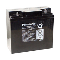 Panasonic 12v 21ahr Sealed Lead Acid Deep Cycle Battery