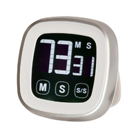 Touch Screen LCD Countdown Timer