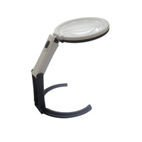 Handheld and Desktop LED Magnifier