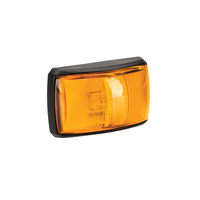 LED 10-33v Amber Side Direction Indicator Lamp