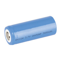 Generic Li-Ion 26650 3.7v 3400mah Battery