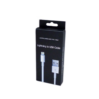 Apple iPhone 5 Lightning To USB Charge and Data Cable