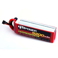 LPB Power 3s 11.1v 5200mah 35c