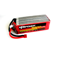 LPB Power 6s 22.2v 5200mah 35c