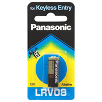 Panasonic 12V Alkaline Keyless Entry Battery