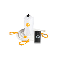 Luminoodle LED Light Rope and 4400mah Power Bank