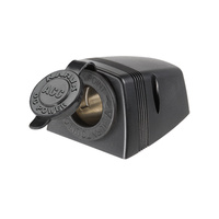 Surface Mount Heavy Duty Cigarette Lighter Socket