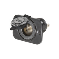 Heavy Duty Panel Mount Cigarette Lighter Socket