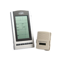 Wireless LCD Weather Station with Moon Phase