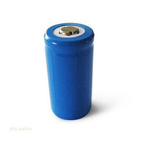 No Name 1400mah 3.7v 18500 Li-Ion Battery