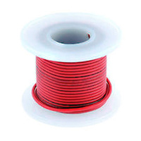 30AWG Multi Purpose Wire 33m Roll RED