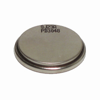 LIR3048 3.7v 300mah Rechargeable Li-Ion Button Cell