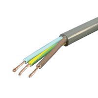 AC Mains General Purpose 3 Core 100m Cable Roll