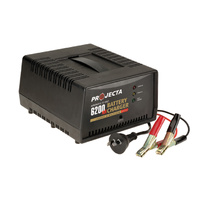 Projecta Charge N Maintain AC1000 12v 6200ma 2 Stage Car Battery Charger