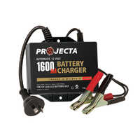 Projecta Charge N Maintain AC250B 12v 1600ma 2 Stage Car Battery Charger