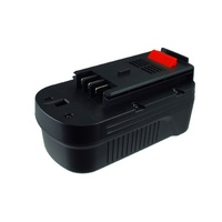 Black and Decker 18v 2.0ah Slot-In Ni-CD Compatible Power Tool Battery