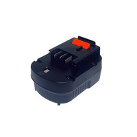 Black and Decker 12v 2.0ah Ni-CD Compatible Power Tool Battery