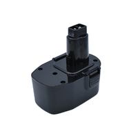 Black and Decker 14.4v 2.0ah Ni-CD Compatible Power Tool Battery