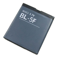 Aftermarket Nokia BL-5F Compatible Mobile Phone Battery