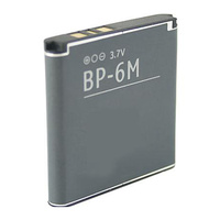 Aftermarket Nokia BP-6M Compatible Mobile Phone Battery