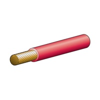 Single Core Battery and Starter Cable Roll – 255a 30m Red