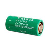 Varta CR2/3AA 3v 1350mah Lithium Battery (No Tabs)