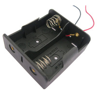 C Size x 2 Battery Holder